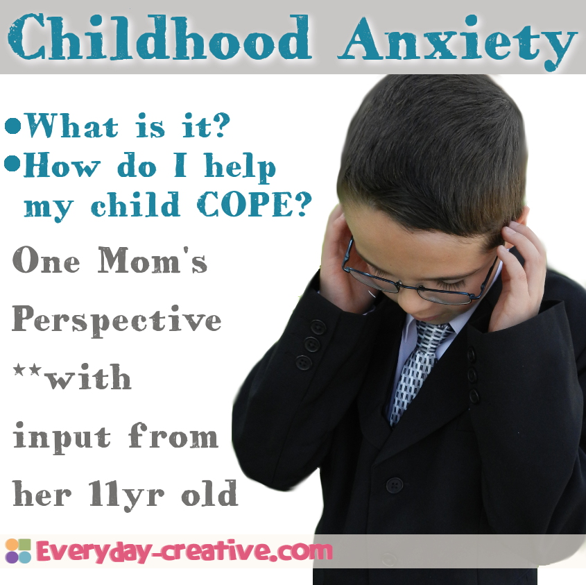 Travelling With Panic Disorder: Could My Child Have Anxiety? One Mom's Perspective And 10
