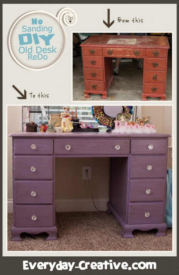 DIY - Easy furniture painting project!  Using Rust-Oleum furniture transformation kit. Great colors and the option to antique your project. check out everyday-creative.com  for this and other great home improvement projects.